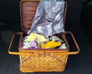 Shaman's Tool Basket